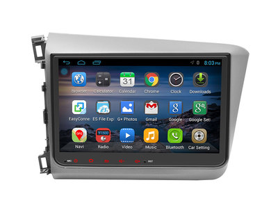 AD9003 For Honda Civic 2012 Android Car Stereo