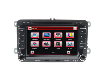 WG7010 For VW 7inch Car Stereo DVD Player